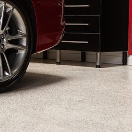 Garage Flooring Salt Lake City